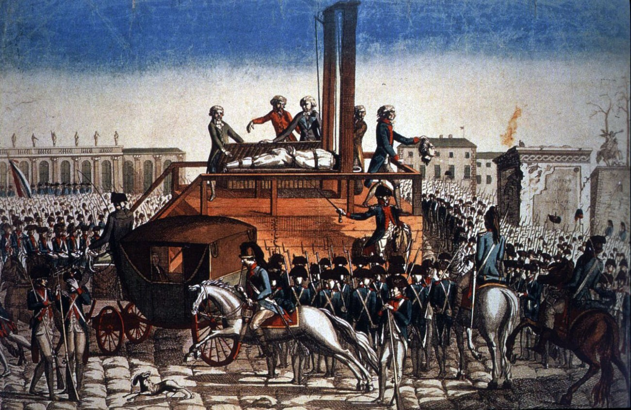 French Guillotine