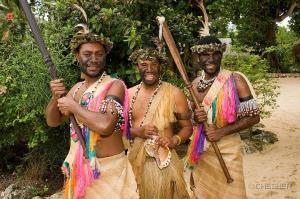 The smiling and peaceful peopel of Vanuatu