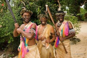 The smiling and peaceful peopel of Vanuatu