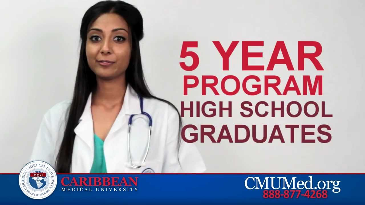 Doctor Graduating from Curacao Medical University