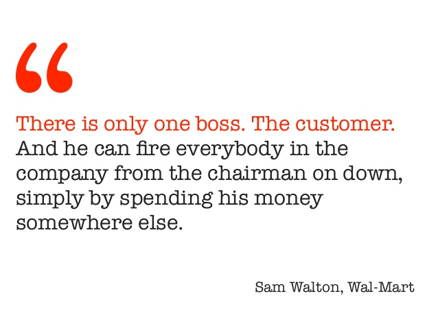 Sam Walton wise quote