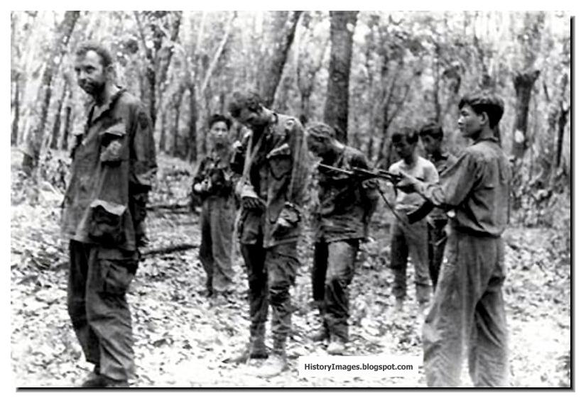 "P.O.W.'s in Vietnam - ""losers"" as described by a person who never served a day in the military"